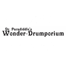 Dr Paradiddles WonderDrumporium